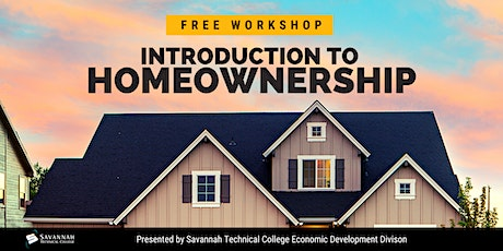 Introduction to Homeownership | FREE Online Workshop tickets