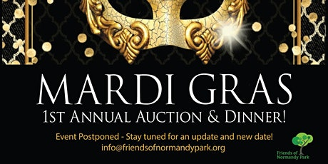Mardi Gras Dinner & Auction tickets
