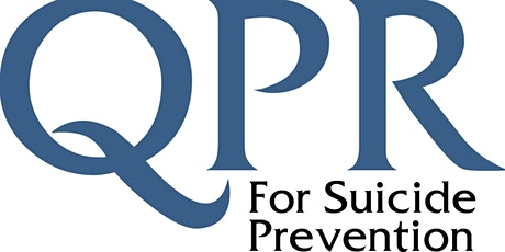 Question, Persuade, Refer - Suicide Intervention Webinar 6.1.20 tickets