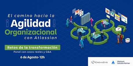 Panel y Q&A: Retos de la transformación entradas