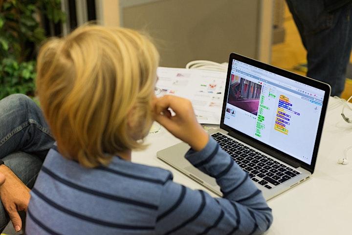 Coderdojo  online Event am 27. August: Bild