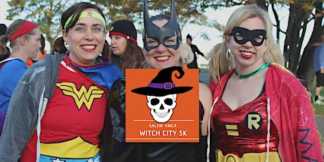 Witch City 5K Road Race Live (if permitted) and Virtual tickets