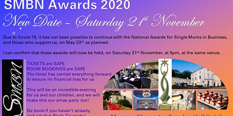 Single Mums Business Network Awards 2020 tickets