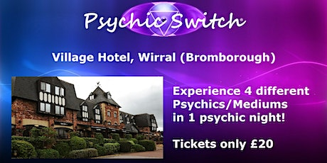 Psychic Switch - Wirral tickets