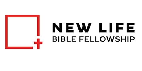 New Life Bible Fellowship 11:45 am Service tickets