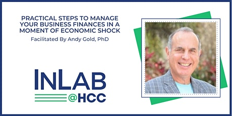 Practical steps to manage your business finances in a moment of economic shock  - Virtual via Zoom Tickets