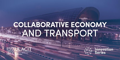 #SelloVerde #InnovationSeries Economía Colaborativa y Transporte #Webinar tickets