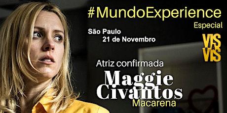 Platéia #visavis em São Paulo ingressos