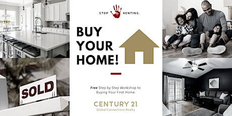 Why Rent When You Can Buy? Home Buyer Workshop! tickets