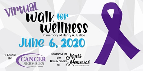 2020 Virtual Walk for Wellness in Memory of Henry A Justice tickets