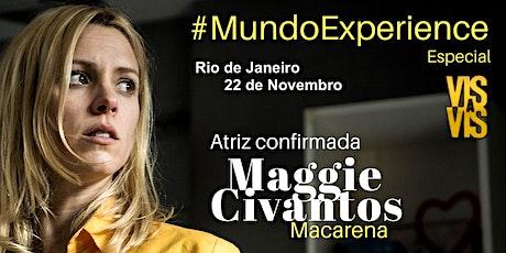 Platéia #visavis no Rio de Janeiro ingressos