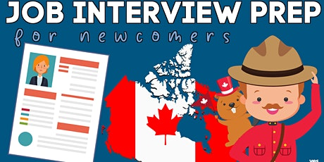 Interviews in Canada: Newcomer Series tickets