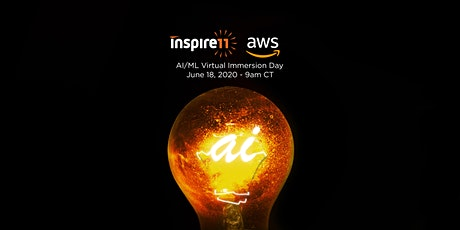 AI/ML Virtual Immersion Day with Inspire11 and AWS tickets