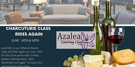 A Different Board & Charcuterie with a Twist tickets