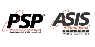 PSP Review Course by ASIS Canadian Pacific Chapter 190