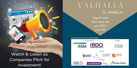 Valhalla Angels Forum tickets