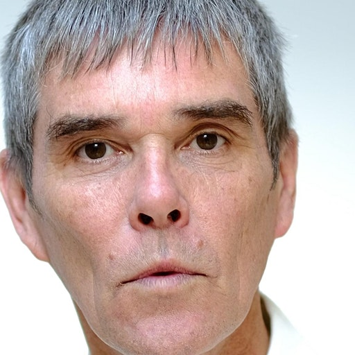 Hosted by Ian Brown - Godlike Genius and 2 others  logo
