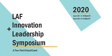 2020 LAF Innovation + Leadership Symposium tickets