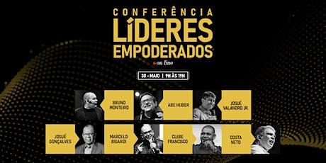 Conferência Líderes Empoderados (Online) bilhetes