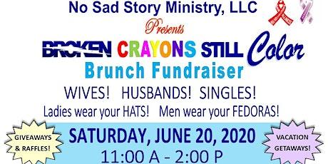 NSSM Broken Crayons Still Color Fundraiser Bunch for HIV Community & DV tickets