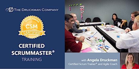 Certified ScrumMaster® in Chicago   October 6 - 7 tickets