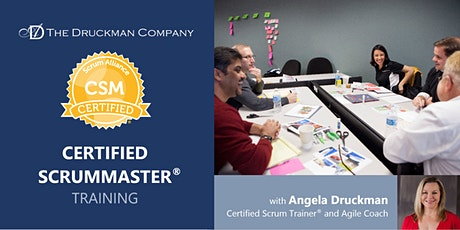 Certified ScrumMaster® in Oklahoma City   November 16 - 17 tickets