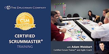 Certified ScrumMaster® in Seattle | October 15 - 16 tickets