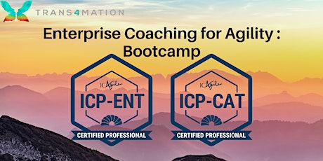 Enterprise Coaching for Agility: Bootcamp tickets