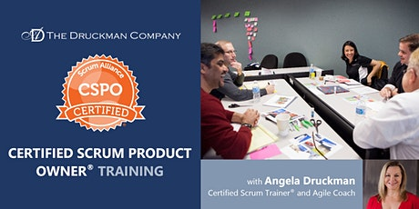 Certified Scrum Product Owner® in Oklahoma City   November 18 - 19 tickets