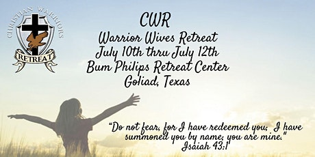 Warrior Wives Retreat tickets