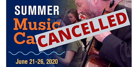 CANCELLED: Summer Music Camp 2020 tickets
