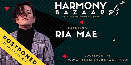 Harmony Bazaar Festival of Women & Song tickets