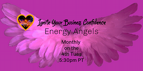 Energy Angels tickets