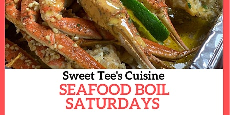 Sweet TEE'S Seafood Boil tickets
