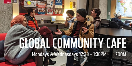 Global Community Cafe tickets