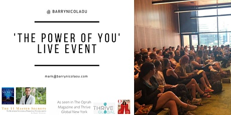 The Power of YOU! tickets