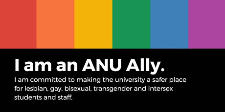 ANU Student LGBTIQ+ Ally Training tickets