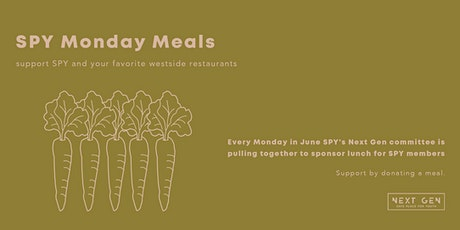 Safe Place for Youth + Next Gen June Meal Drive tickets