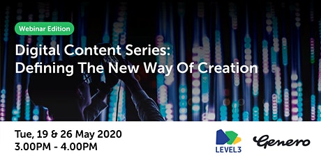 Digital Content Series: Defining the new way of creation tickets