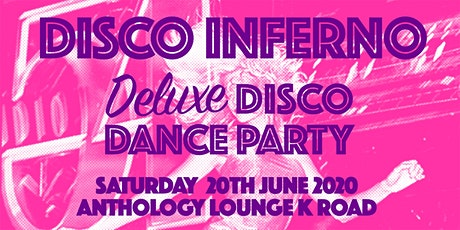 Disco Inferno - Deluxe Disco Dance Party tickets