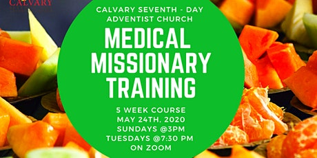 Medical Missionary Training tickets