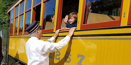 Private Heritage Railroad Trolley Ride! tickets