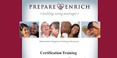 Prepare Enrich Facilitators Certification Training! tickets
