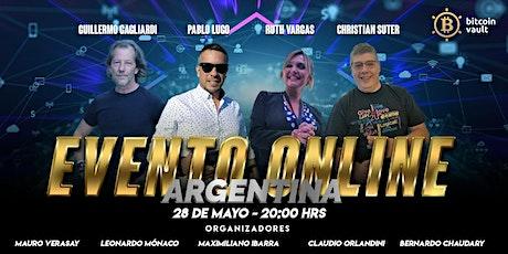 [NUEVA ECONOMIA DIGITAL] Oportunidad De Diversificación y Cambio [X10] Argentina 28/5 boletos