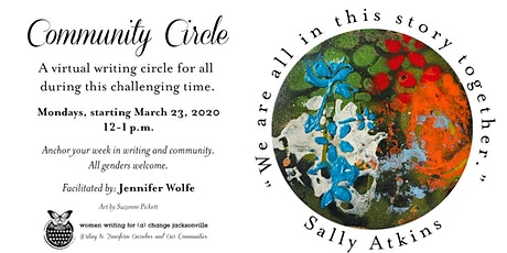 """CommUNITY Circle: """"We Are All In This Story Together"""" tickets"""