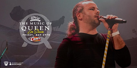 Q: The Music of Queen [LIMITED LIVE, LIVE STREAM and DRIVE-IN!] tickets