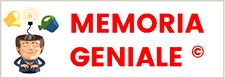 MEMORIA GENIALE logo