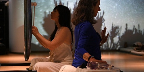 Sound Vibration & Meditation By Liz McCaughey & Lulu Taylor tickets