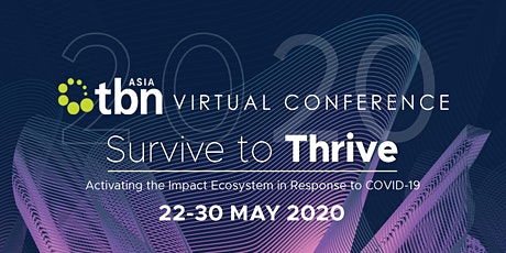 TBN Asia Virtual Conference 2020 - All Sessions tickets