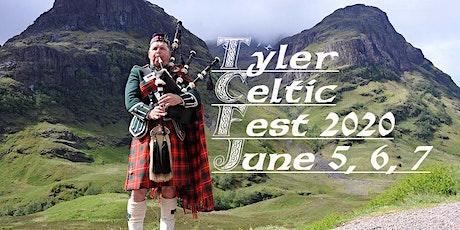 Tyler Celtic Festival 2020 tickets